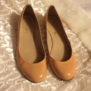 J Crew caramel colored sandals size 7.5